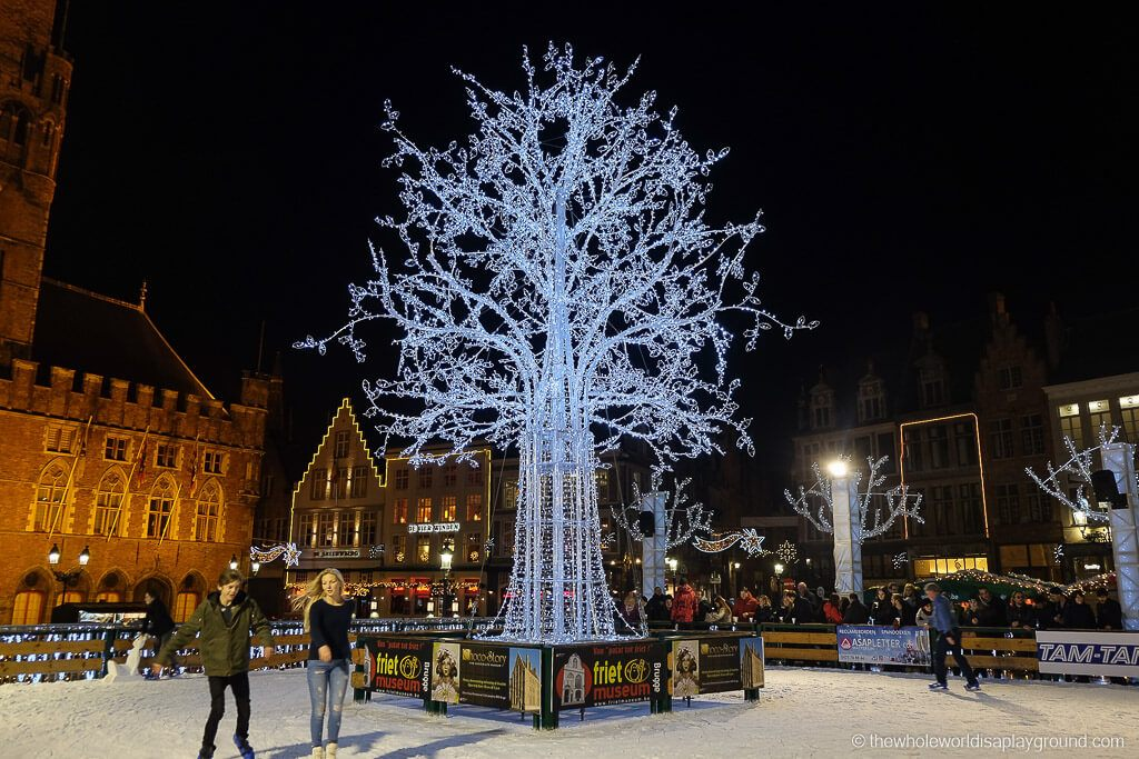 Bruges Christmas Market Images.Day Trip To Bruges Christmas Market 22nd December 2019